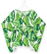 Mc2 Saint Barth Kids printed tunic blouse