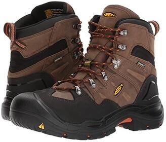 Keen Coburg 6 Waterproof (Cascade Brown/Brindle) Men's Work Boots