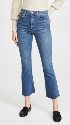 Reformation Jessie Crop Bootcut Jeans