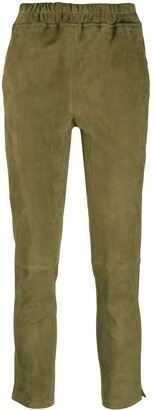 Arma Slim-Fit Pull-On Trousers