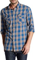 Barbour Thompson Plaid Long Sleeve Slim Fit Shirt