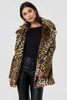 J.o.a. Faux Fur Coat