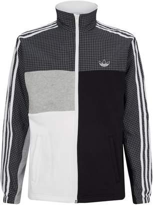adidas Grid Block Windbreaker Jacket