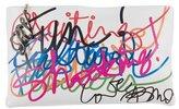 Roger Vivier Graffiti Zip Pochette