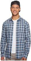 Vans Alameda II Long Sleeve Woven Top Men's Long Sleeve Button Up