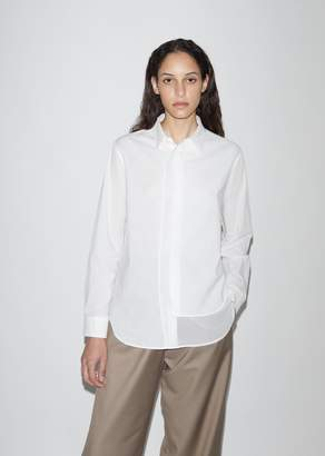Y's Cotton Layered Blouse