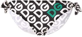 Dolce & Gabbana Logo Bikini Bottoms