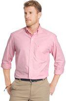 Izod Men's Essential Classic-Fit Solid Button-Down Shirt