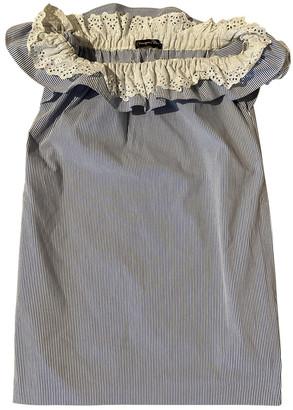 Mariagrazia Panizzi Blue Dress for Women