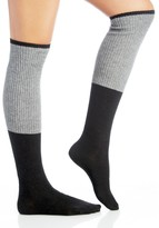 Sole Society Wool Over the Knee Sock
