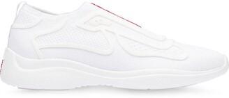 Prada Fabric sneakers