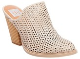 dv Women's dv Kenli Perforated Mule Booties