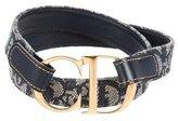 Christian Dior Diorissimo Waist Belt