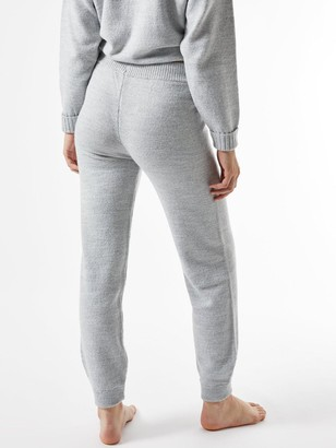 Dorothy Perkins Lounge Knitted Joggers - Grey