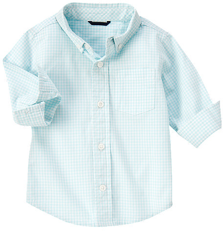 Gymboree Gingham Shirt
