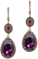 Alexander McQueen Jewelled Drop Earrings