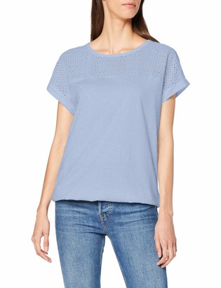 Tom Tailor Women's Schiffli T-Shirt