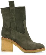 L'Autre Chose 'Crosta Mimetic' boots
