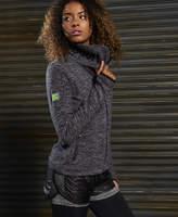 Superdry Crossneck Fleece Jacket