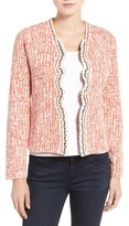 Nic+Zoe Women's Toro Tweed Jacket