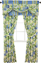 Waverly Floral Florish 2-Pack Curtain Panels