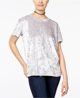 Polly & Esther Juniors' Crushed Velvet T-Shirt