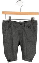 Bonpoint Girls' Wool-Blend Bermuda Shorts