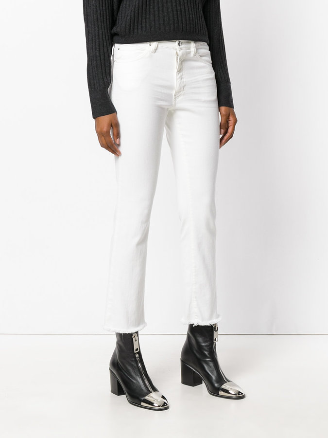 IRO Jula high rise flared jeans