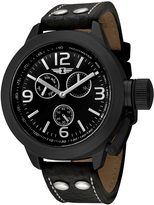 I by Invicta 70113-003 Men's Black Dial Black Stainless Steel