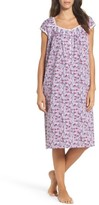 Eileen West Women's Print Waltz Nightgown