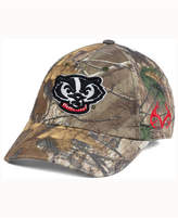 Top of the World Wisconsin Badgers Fallout Stretch Cap