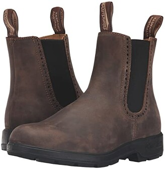 Blundstone BL1351 (Rustic Brown) Women's Pull-on Boots