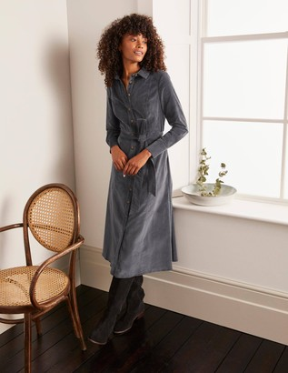 Judith Cord Shirt Dress