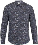 Paul Smith Sun-print single-cuff cotton shirt