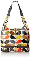 Orla Kiely Etc Classic Multi Stem Baby Bag With Changing Mat Shoulder Bag