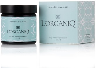 L'organiq Clear Skin Clay Mask