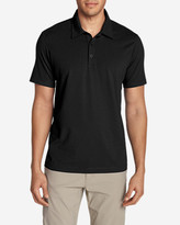 Eddie Bauer Men's Lookout Short-Sleeve Polo Shirt - Solid