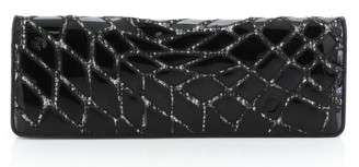 Chanel Scales Clutch Patent and Tweed