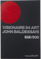 D.A.P. Visionaire 64 Art John Baldessari - Red Edition