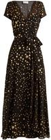 RED Valentino Star-print maxi dress