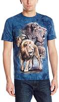The Mountain Lion Collage T-Shirt