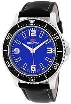 Seapro Men's SP5312 Analog Display Quartz Black Watch