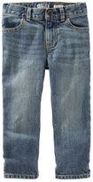 Osh Kosh Straight Jeans - Natural Indigo