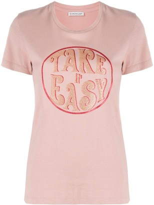 Moncler Take It Easy T-shirt