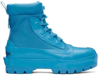 Ambush Blue Converse Edition CTAS Duck Ankle Boot