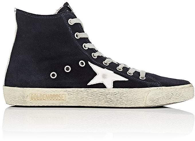 Golden Goose Women's Francy Suede & Leather Sneakers