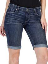 Paige Jax Cotton-Blend Shorts