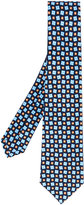Kiton diamond dot tie - men - Cotton - One Size