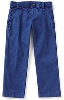Brooks Brothers LittleBig Boys 4-20 Washed Chino Pants