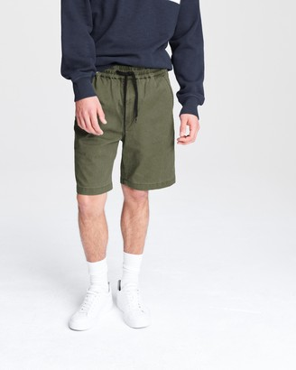 Rag & Bone Reed cotton short